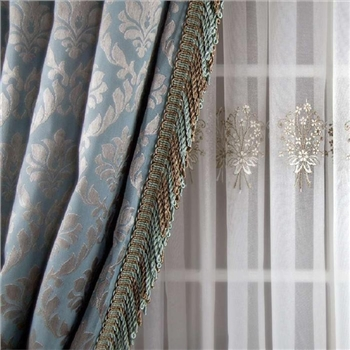 Curtain Dressing System